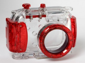 Пластиковый чехол для фотоаппарата для подводной съёмки