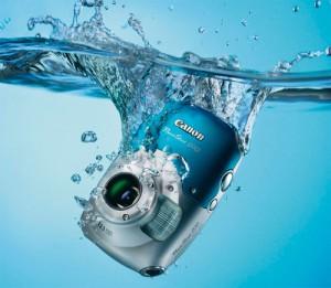 Фотоаппарат подводных съемок