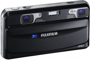 Стереоскопический фотоаппарат FujiFilm